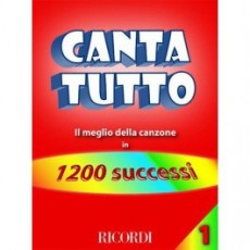 Cantatutto 1200 Successi Vol.1