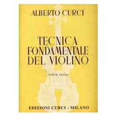 Curci Tecnica Fondamentale del Violino 2
