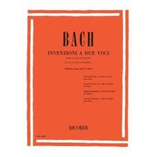Bach Invenzioni a 2 Voci