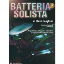 Houghton Batterista Solista +CD