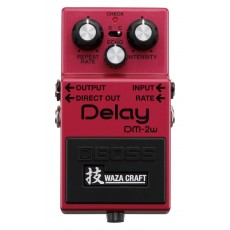 Boss M2W Delay Waza Craft