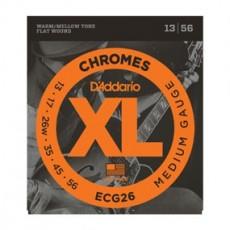 D'Addario ECG26 CHROMES