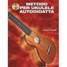 Bettelli Metodo per Ukulele Autodidatta + CD
