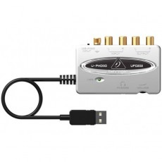 Behringer Interfaccia USB-PHONO