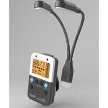 Cherub WSM-002   Metronomo a clip con luci LED