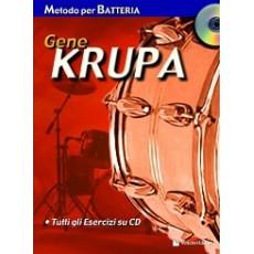 Krupa  Metodo per Batteria + CD