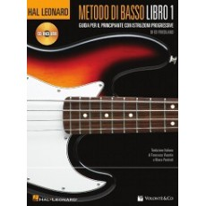 Friedland  METODO DI BASSO LIB RO1 + CD