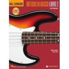 Friedland  METODO DI BASSO LIBRO 2+ CD