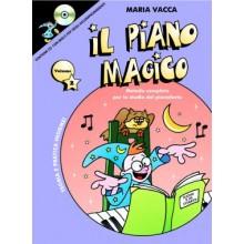 Vacca Il Piano Magico VOL 2 + CD