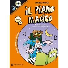 Vacca Il Piano Magico VOL 1 + CD