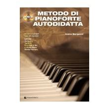 Borgazzi METODO DI PIANOFORTE AUTODIDATTA + CD