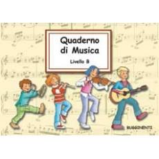 Quaderno di Musica LIv.B