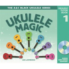 Ukulele Magic Tutor Book 1 + CD