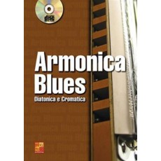 Tramonti - Armonica Blues + CD