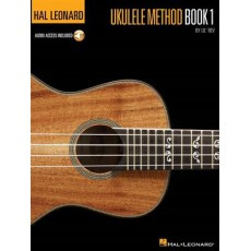 Hal Leonard Ukulele Method Book 1+ CD