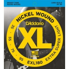 D'Addario XL180 35-95