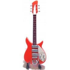 Miniatura chitarra Telecaster Bruce Springsteen