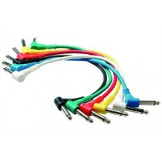 RockCable Set 6 pezzi cavo patch