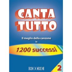Cantatutto 1200 Successi Vol.2