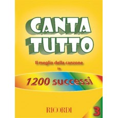 Cantatutto 1200 Successi Vol.3