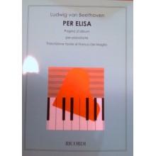 Beethoven Ludwig van - Per Elisa