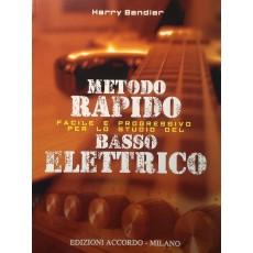 Bendler - Metodo Rapido  Basso Elettrico