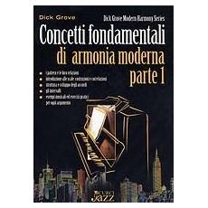 Dick Grove -Concetti fondamentali di armonia moderna parte 1