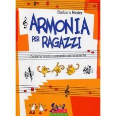 Barbara Rieder - Armonia per Ragazzi