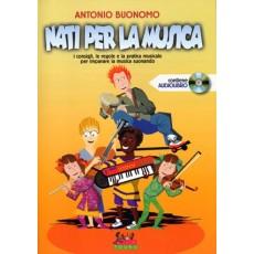 Antonio Buonomo - Nati per la musica + CD