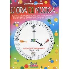 Capriotti - L'Ora di Musica - Libro dell'insegnante +CD
