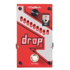 DigiTech THE DROP pedalino drop polifonico