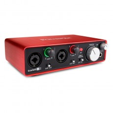 Focusrite Scarlett 2i2 Interfaccia audio