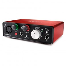 Focusrite Scarlett SOLO 2' Gen. Interfaccia audio