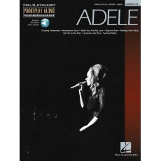 Adele  Piano Play Along - Piano ,Voce, Chitarra vol 118 +CD