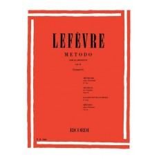 Lefèvre Metodo per Clarinetto Vol 2