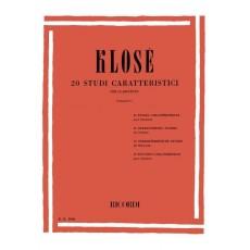 Klosé 20 Studi Caratteristici