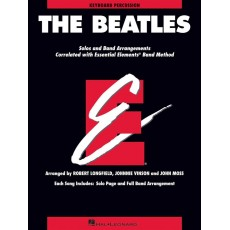 The Beatles ESSENTIAL ELEMENTS Keyboard Percussion