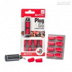 ALPINE PLUG&GO set 10 auricolari
