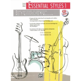Essential Styles 1 + CD