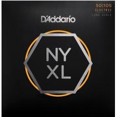 D'Addario Set Long Scale, Medium, 50-105