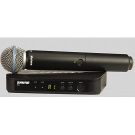 Shure Kit Radiomicrofono BETA58