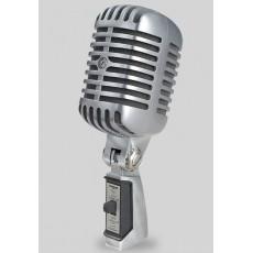 Shure 55SH II Microfono stile Vintage