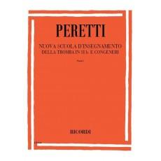 Peretti - Nuova Scuola d'Insegnamento della Tromba In Si