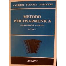 Cambieri Fugazza Melocchi -Metodo Fisarmonica vol1