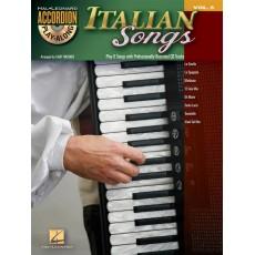 Italian Songs per Fisarmonica