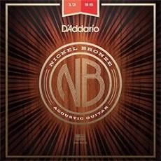 D'Addario Nickel Bronze  Medium  13-56