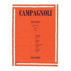 Campagnoli - Metodo per Violino 1