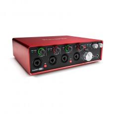 Focusrite Scarlett 18I8 2' Gen. Interfaccia audio