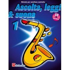 Kastelein,Oldenkamp -Ascolta, Leggi & Suona 1 saxofono contralto