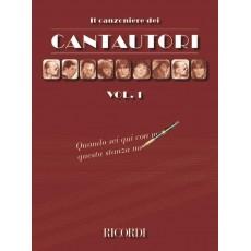 CANTAUTORI VOL.1